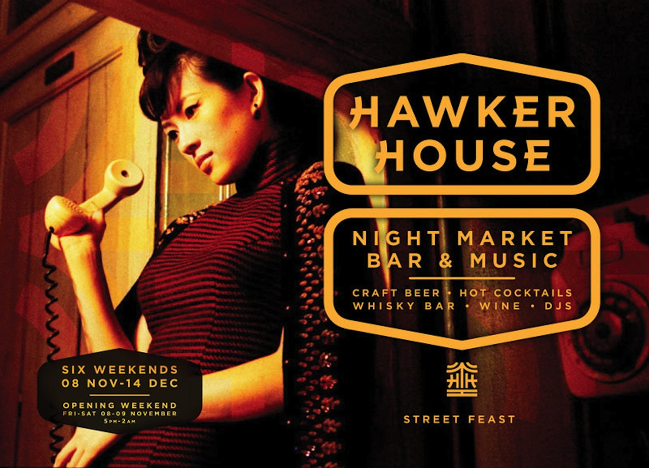 Hawker House London