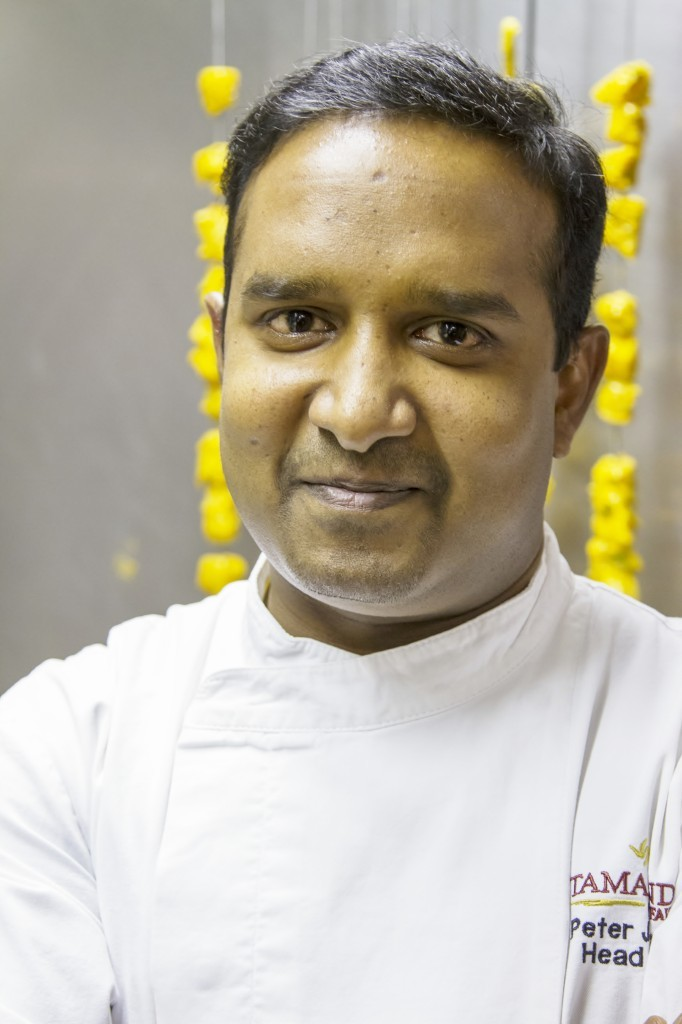 Peter Joseph - Tamarind Head Chef