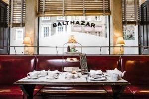 Matthew Williamson X Balthazar Afternoon Tea 3