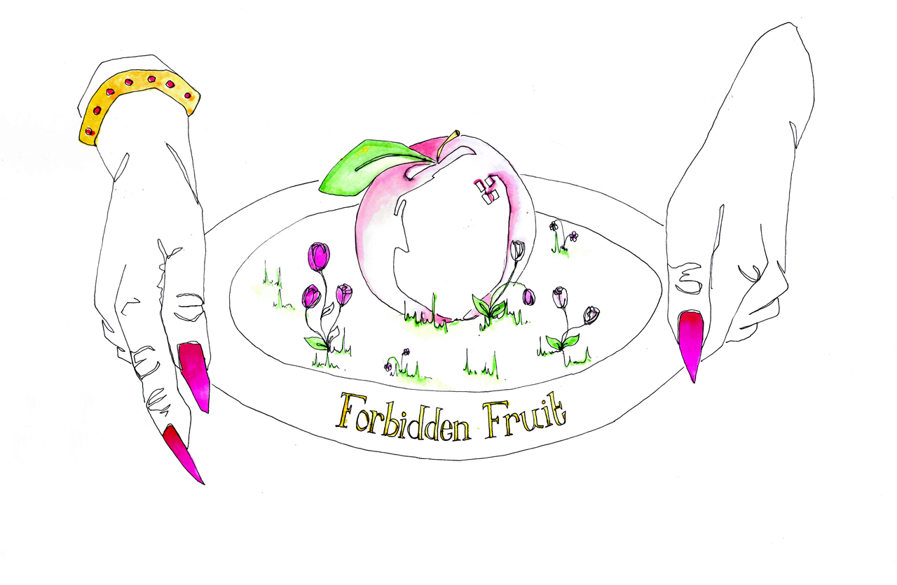 Tim Allen_Launceston Place_Forbidden Fruit_Starter