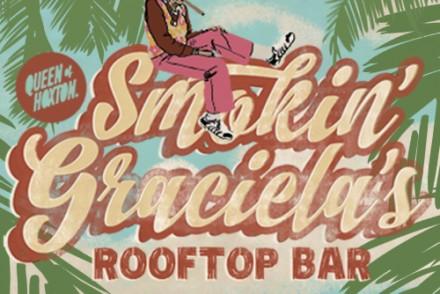 Smokin' Graciela's Rooftop Bar