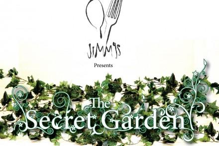 Jimmy Garcia Secret Garden