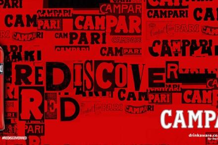 Campari Red Night District