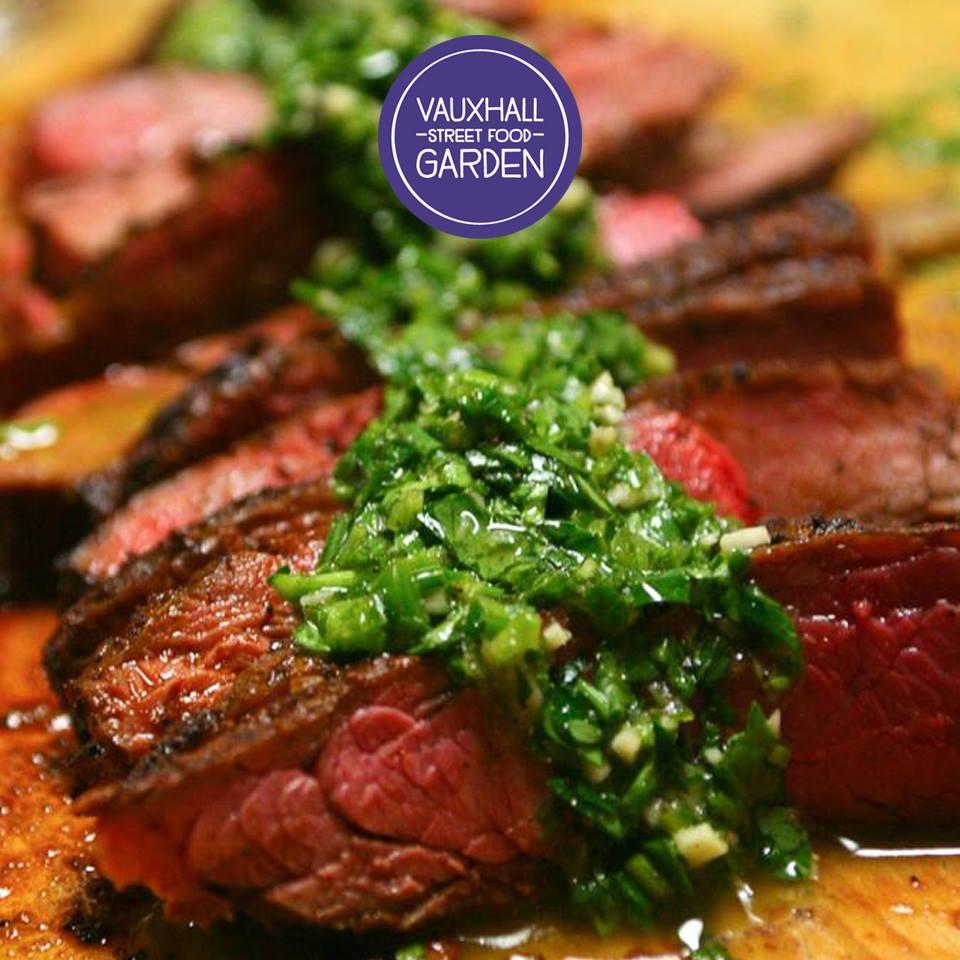 Vauxhall Street Food Garden
