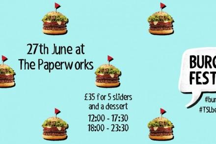 Burger Fest banner 2