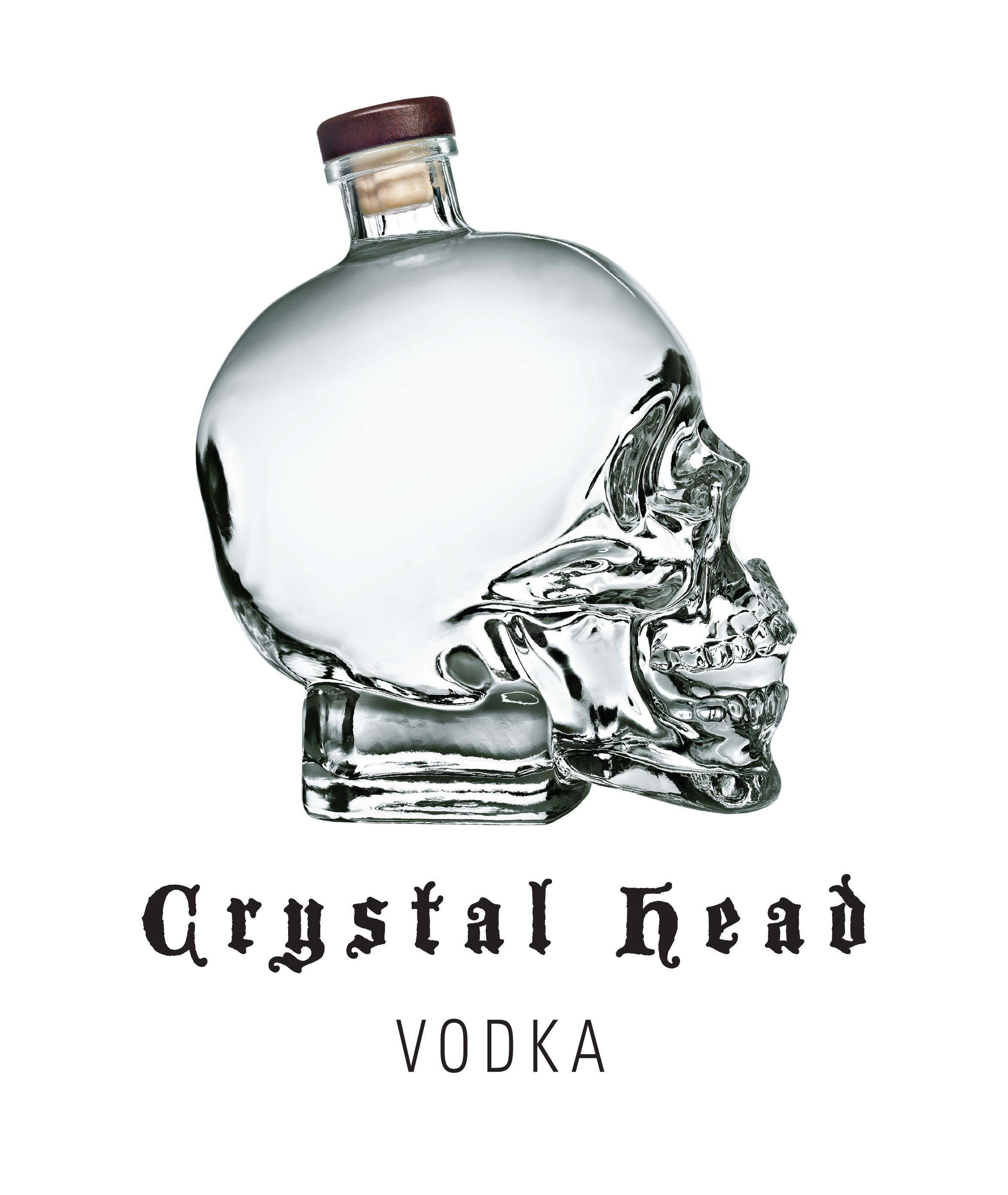 Crystal Head Written Logo w Bottle Profile