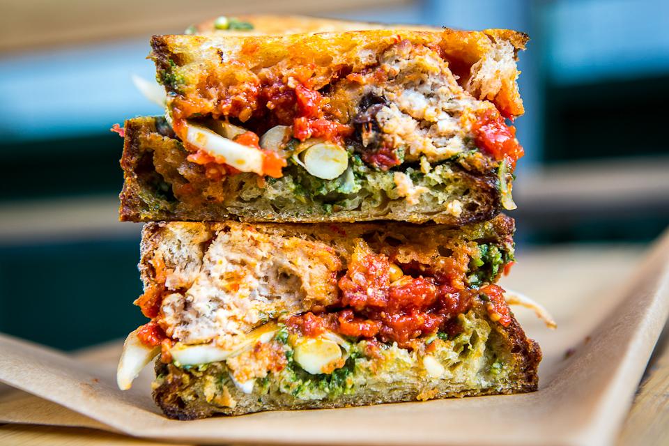 F.A.T.Pork & Fennel Meatball Sandwich - Take Out