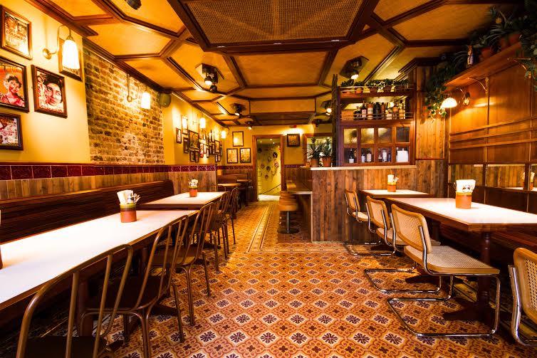 Shotgun Restaurant London