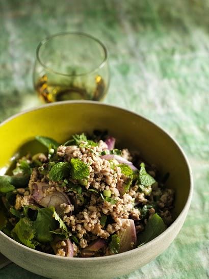 Minced Chicken Salad