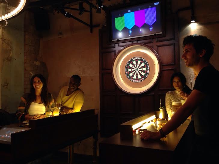 Flight club london reviews and things to do for London club este
