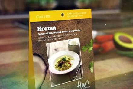 Hari Ghotra Curry Kit