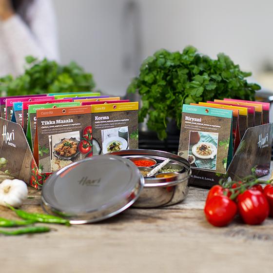 Curry Kits sets