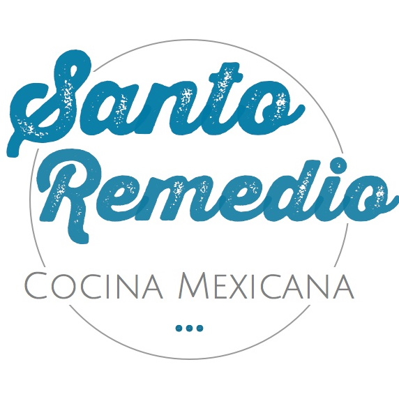 Santo Remedio _ Cocina Mexicana _ Original Logo-187KB