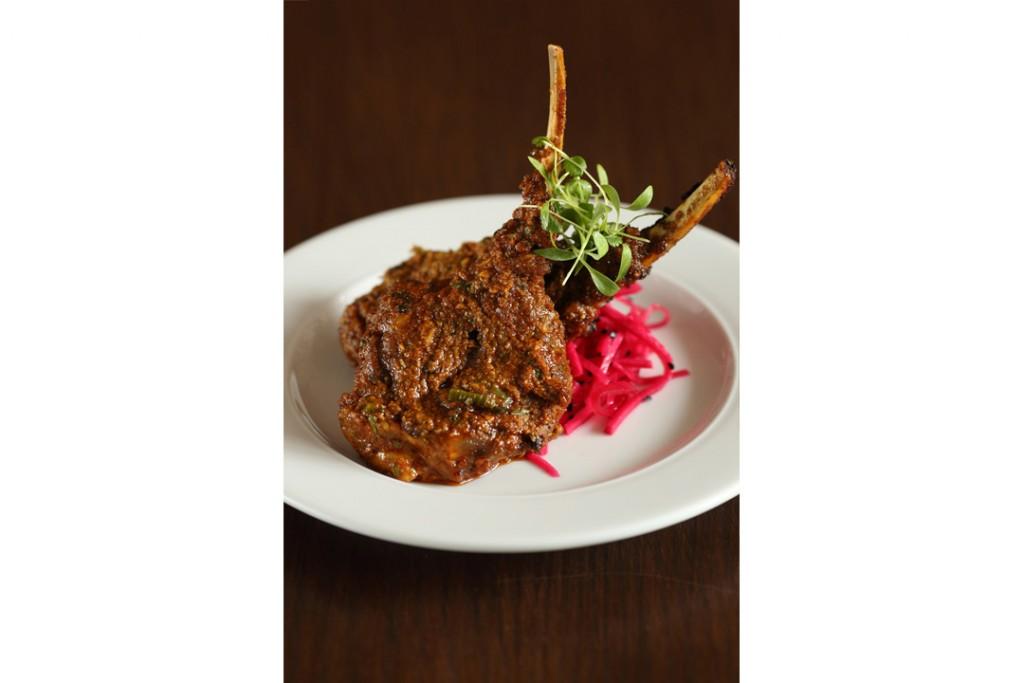 Maa's Kashmiri Lamb Chops edit