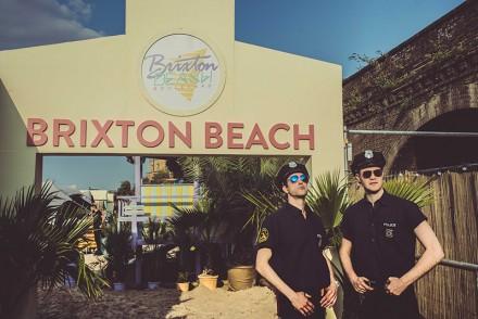 Brixton Beach Boulevard