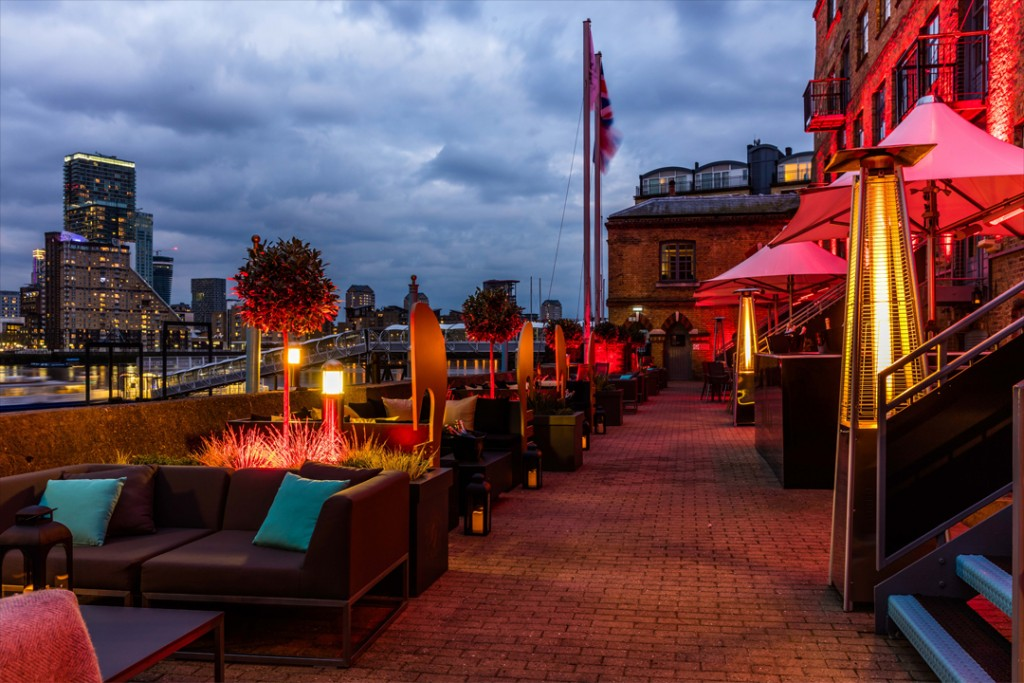 Terrazza on the Thames - pop up @ Columbia Docklands10 edit