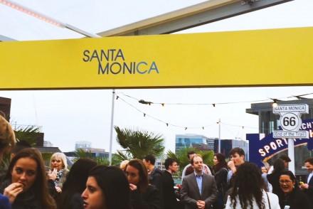 Santa Monica Rooftop at Skylounge