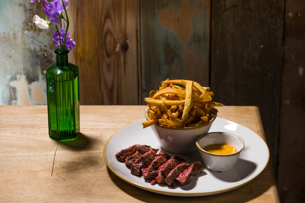 7. Steak Frites