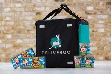 Ben & Jerry's - Deliveroo edit