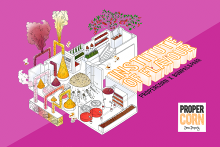 Bompas & Parr - The Institute of Flavour