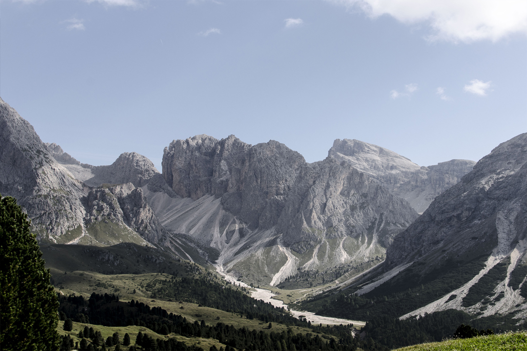 dolomite-mountains