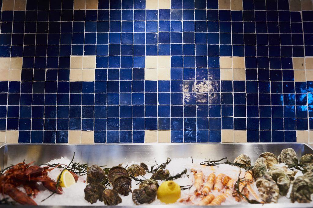 Boisdale Shellfish Bar