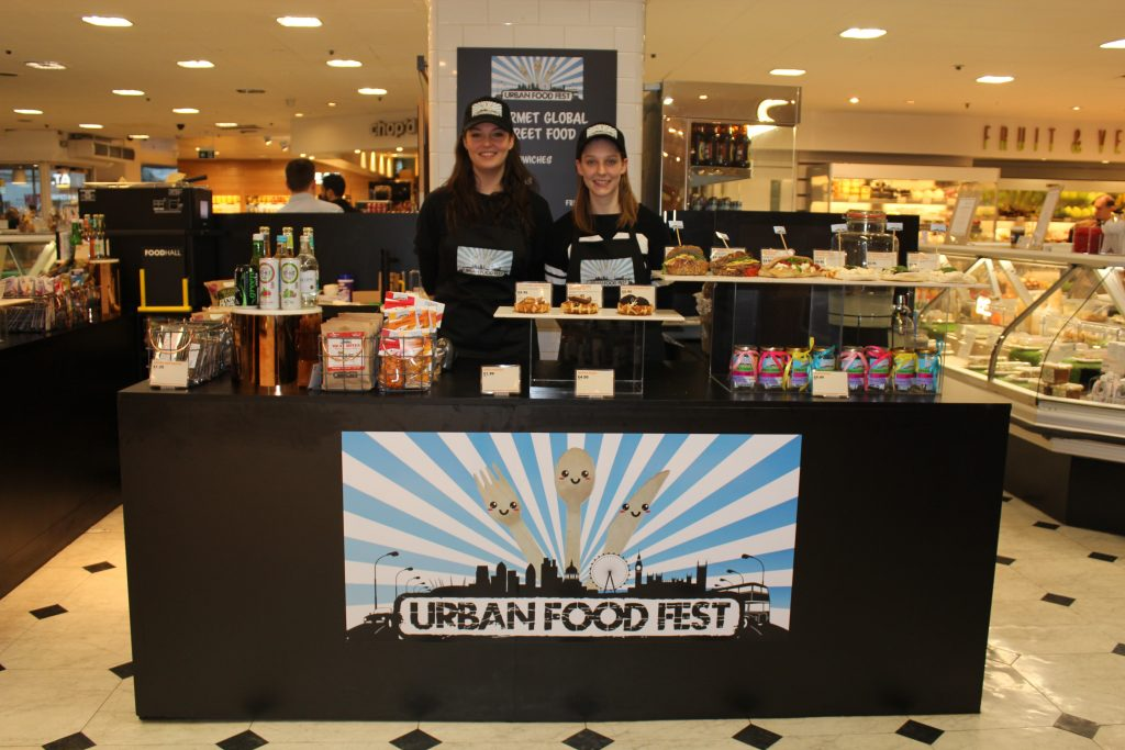 Urban Food Fest Deli Selfridges Food Hall London