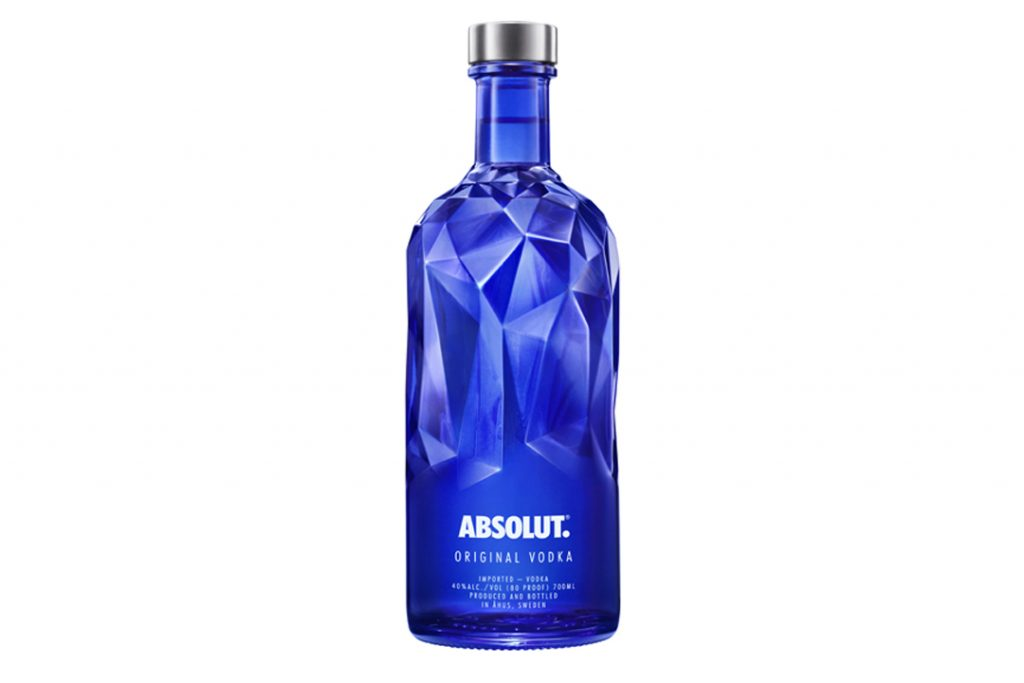 Absolut Facet Pack Shot
