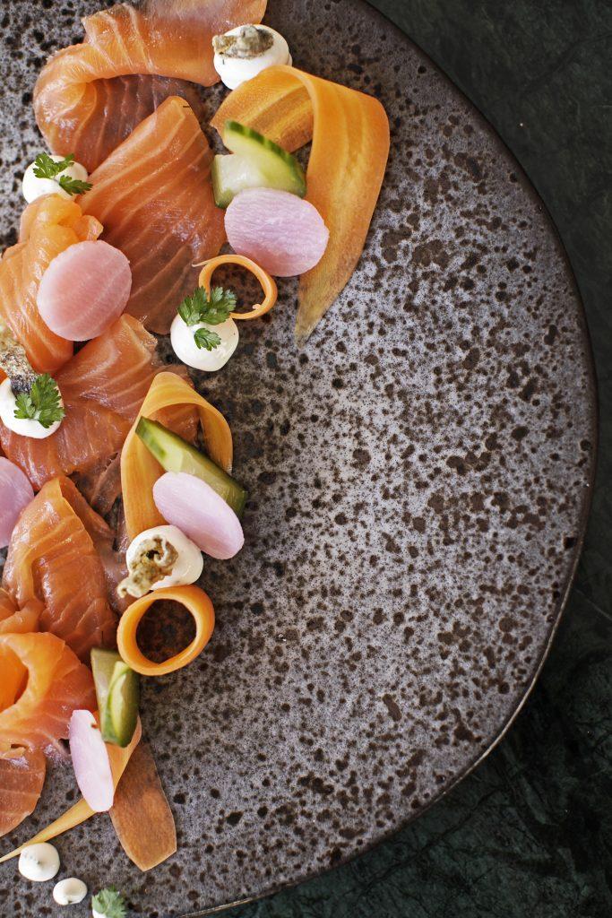 Bon Vivant smoked salmon