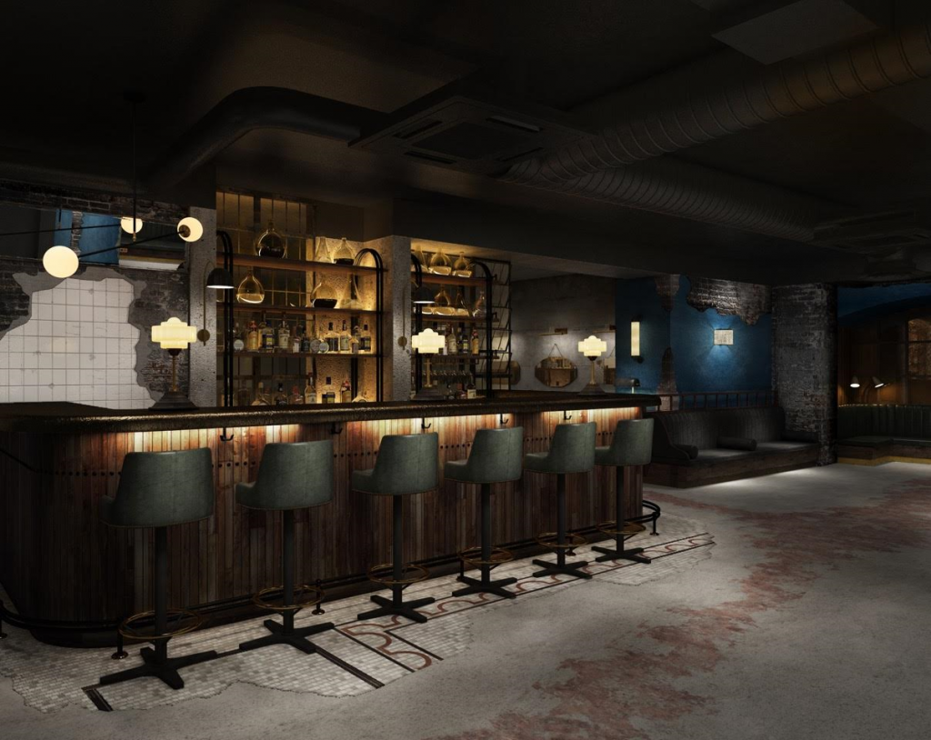 Blacklock City Bar