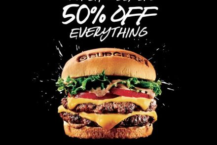 BurgerFi Offer