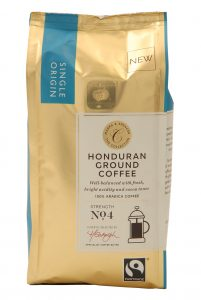 HONDURAN GROUND COFFEE