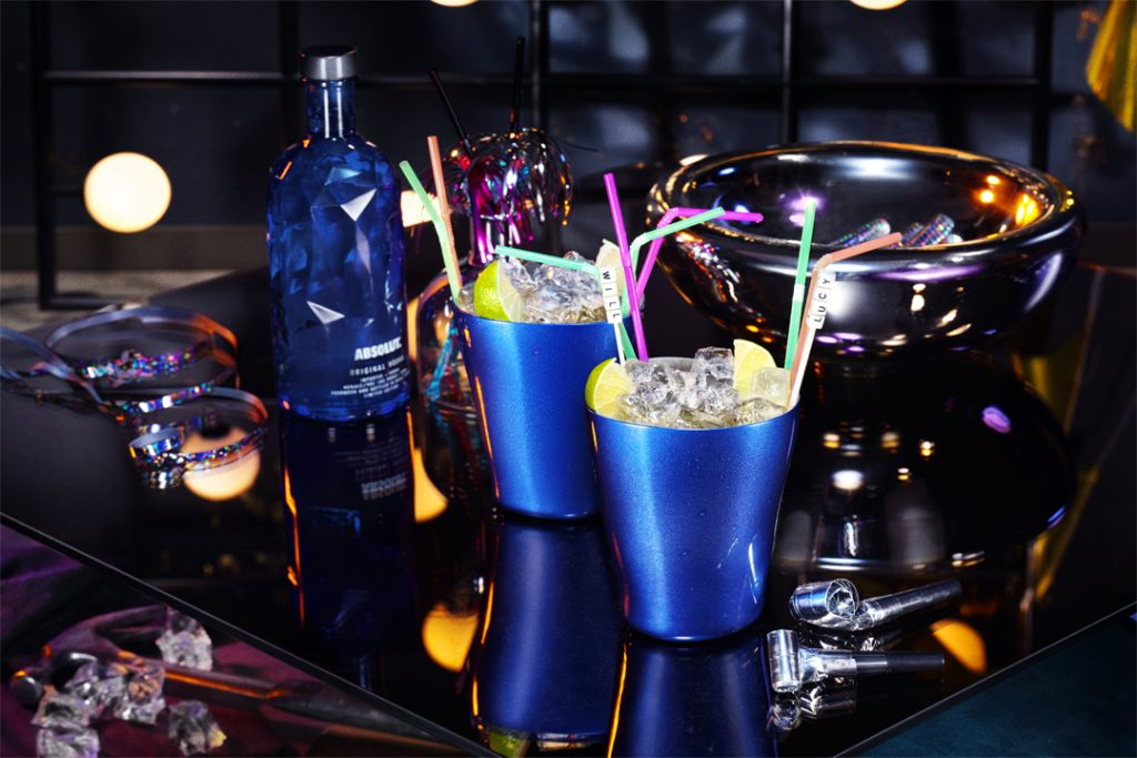 Party - Absolut Facet Mule