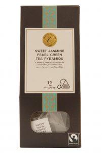 SWEET JASMINE PEARL GREEN TEA