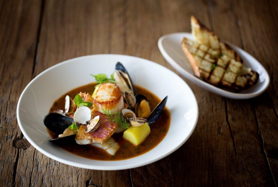 Swan Fish Stew