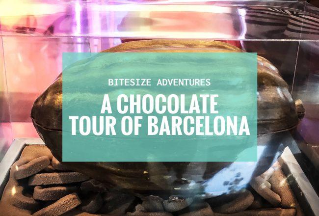 Best Chocolate Shops Barcelona