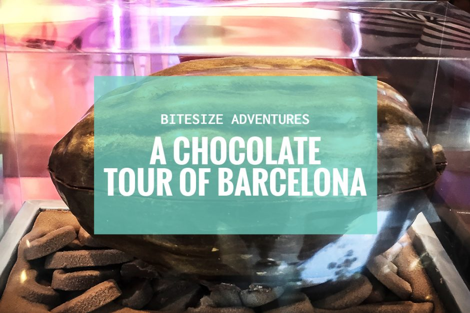 Best Chocolate Shops Barcelona