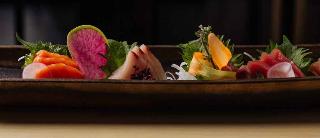 Ginza Onodera - Sashimi selection