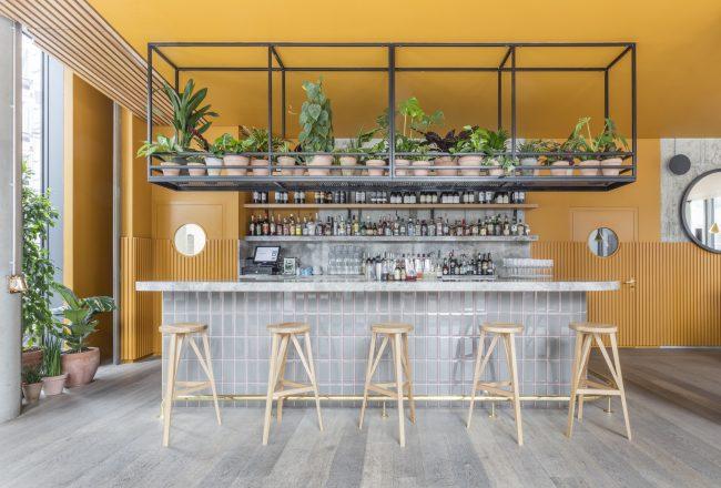 Treves & Hyde Bar