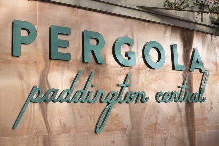 Paddington Pergola