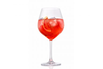 Cointreau Rouge Cocktail