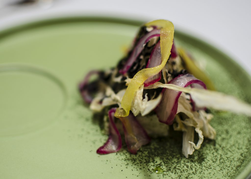 Central Tasting Menu - Colours of Amazonia