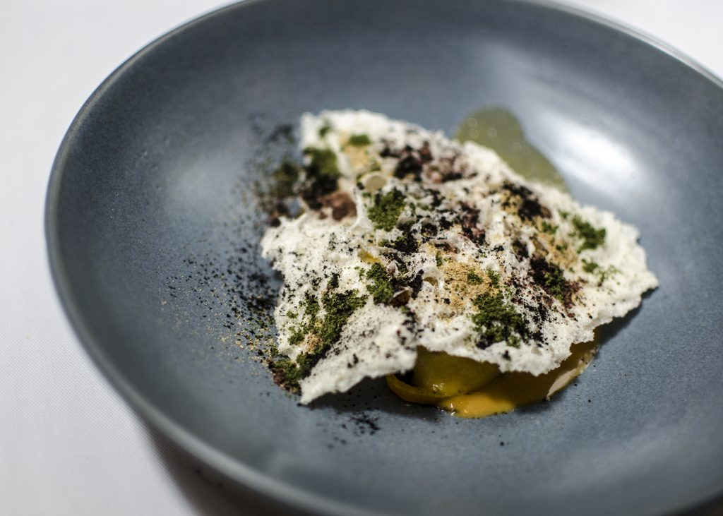 Central Tasting Menu - Coastal Harvest