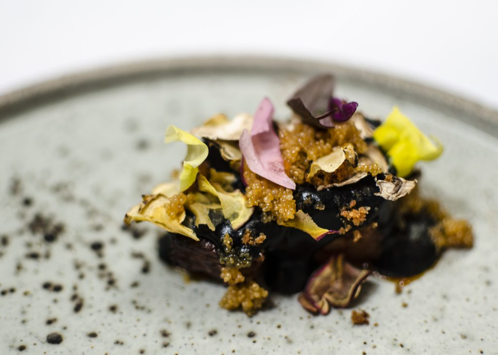 Central Tasting Menu - Low Andes Mountains