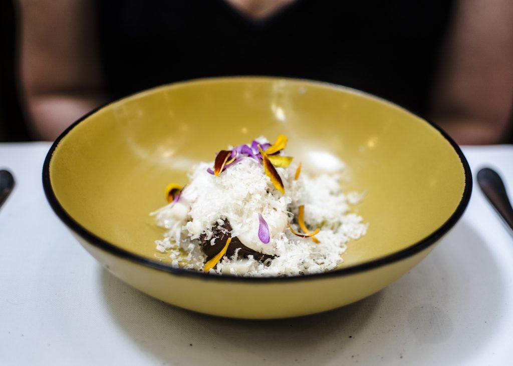Central Tasting Menu - Amazonian White