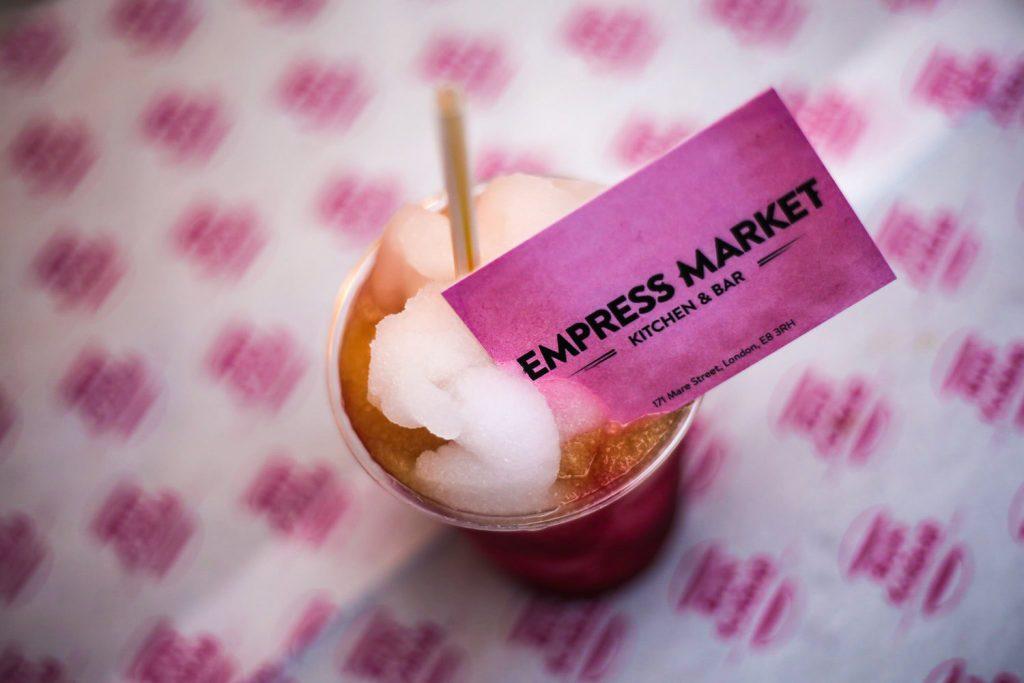 Empress Market Cocktail