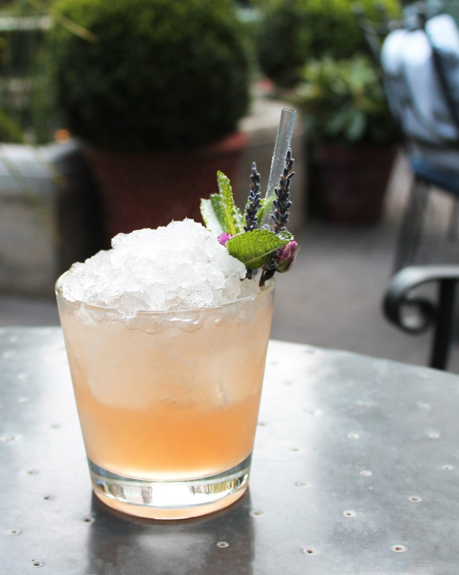 The Ivy Chelsea Garden Cocktail