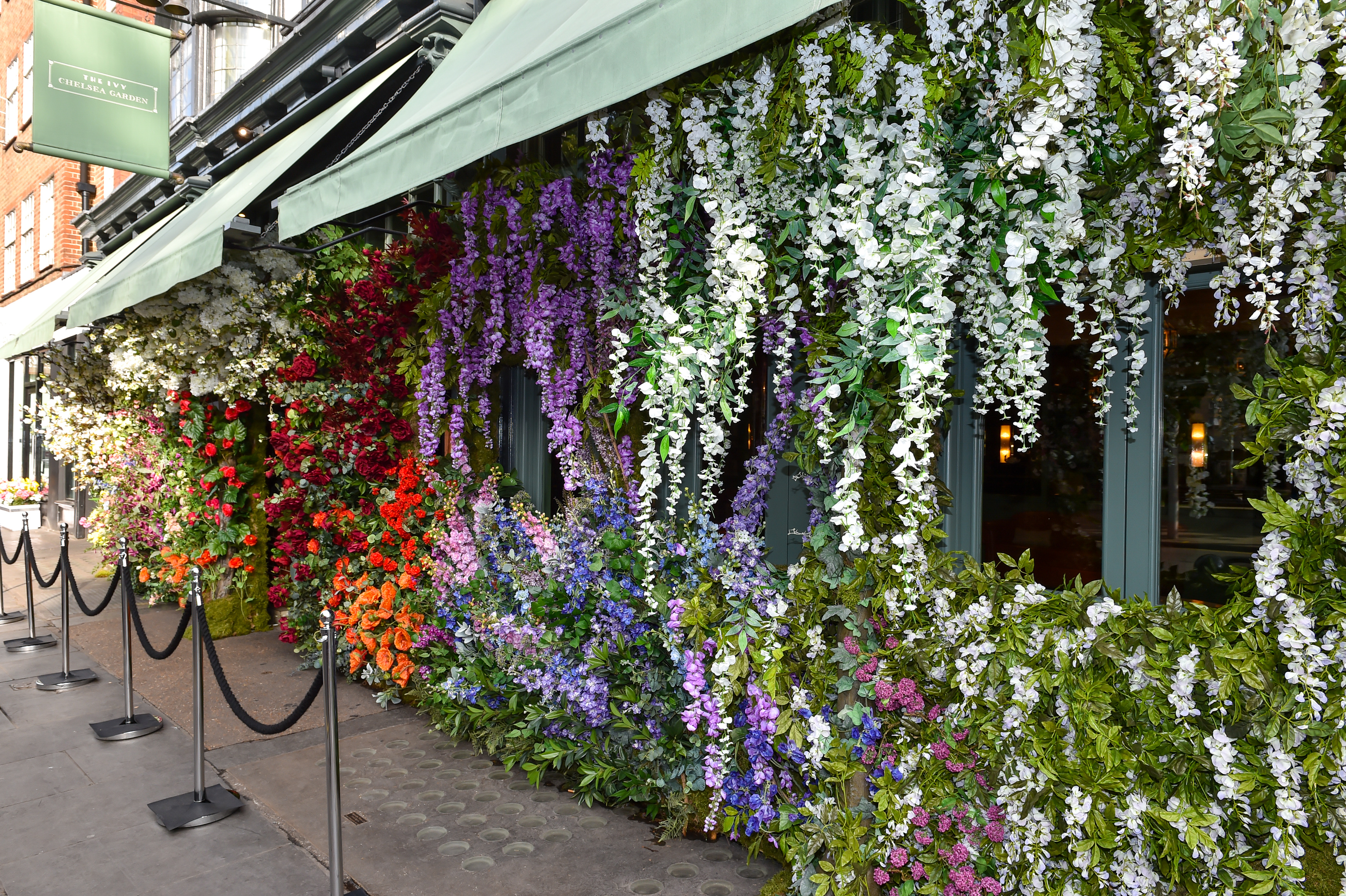 the ivy chelsea garden – london reviews and things to do