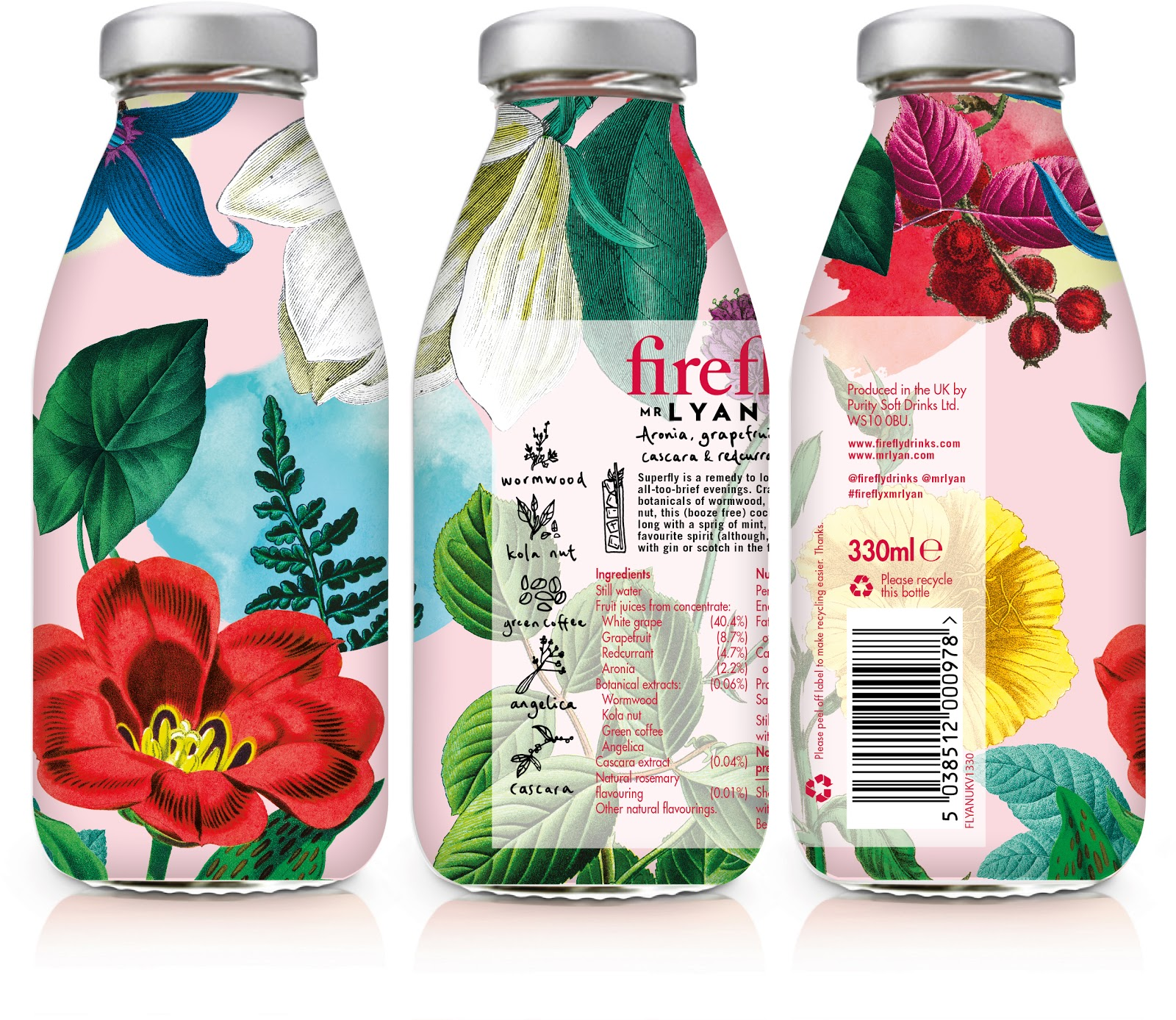 WIN! Mr Lyan's new Superfly Drink + a bottle of Gin