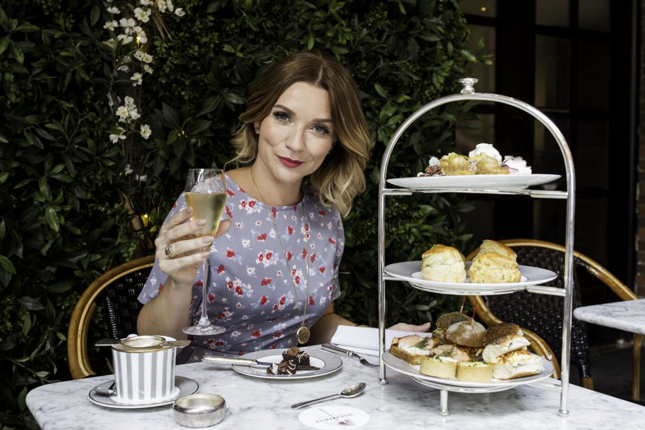 Candice Brown x Dalloway Terrace